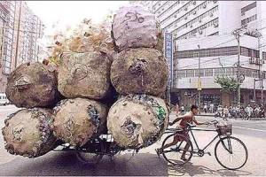 Vélo utilitaire (Inde)