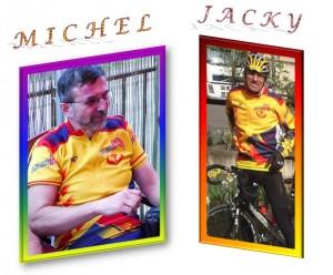 Michel et Jacky