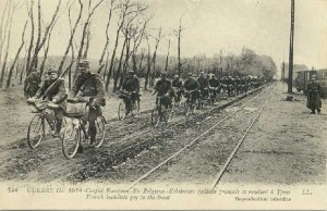 Eclaireurs cyclistes