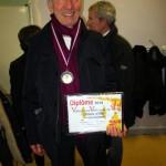 Diplôme d'Or VVV pour Reynald