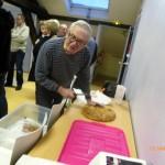 Jean Marie coupeur de galette